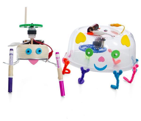Wiggle Bot Image