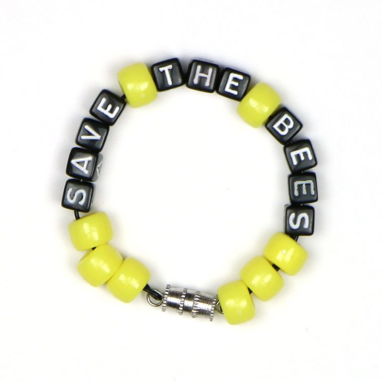 Save the Bee Bracelet thumbnail